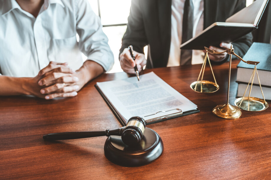 Steps in a Personal Injury Lawsuit