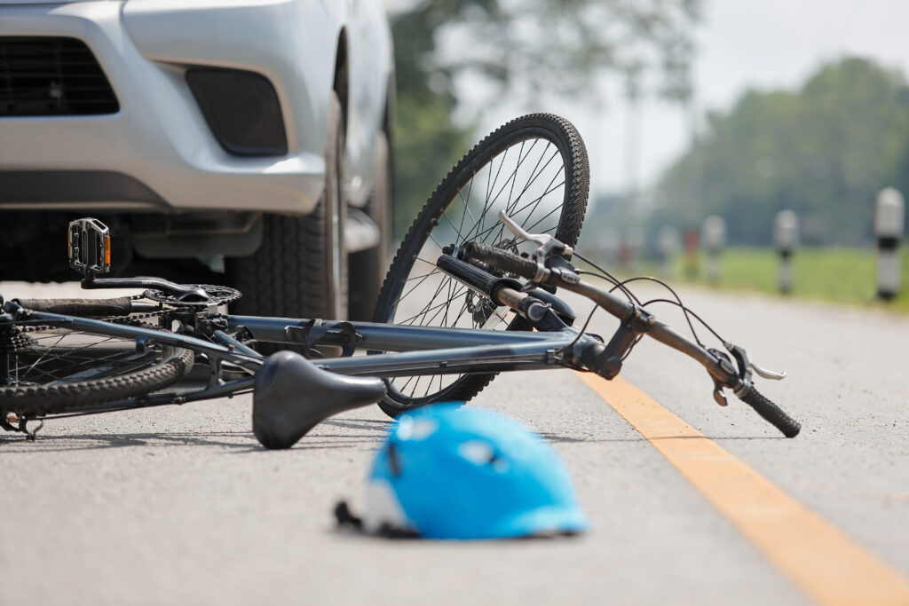 Bicyclist Accident - Personal Injury Lawyer